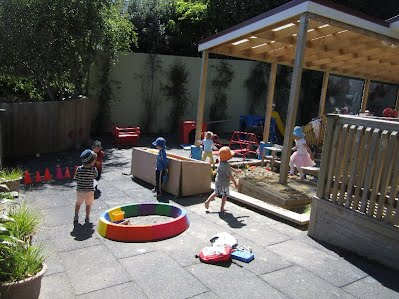 Wellington Northland Community preschool daycare creche childcare education centre